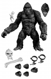 King Kong - figúrka King Kong of Skull Island Exclusive Black & White 18 cm