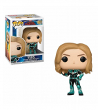 Captain Marvel POP! - bobble head Vers 9 cm