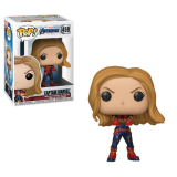 Avengers Endgame POP!  - figúrka Captain Marvel 9 cm