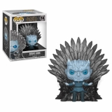 Game of Thrones POP! - figúrka Night King on Iron Throne 15 cm