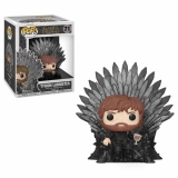 Game of Thrones POP! - figúrka Tyrion Sitting on Iron Throne 15 cm
