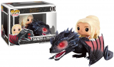 Game of Thrones POP! - figúrka Daenerys & Drogon 18 cm