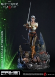 Witcher 3 Wild Hunt - socha Ciri of Cintra 69 cm