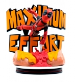 Marvel Q-Fig MAX - diorama Deadpool Maximum Effort 14 cm