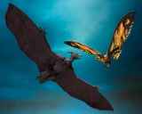 Godzilla: King of the Monsters - figúrky S.H. MonsterArts Mothra & Rodan