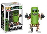 Rick and Morty POP! - figúrka Pickle Rick 9 cm