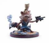 Guardians of the Galaxy Vol. 2 Q-Fig - figúrka Rocket & Groot LC Exclusive 14 cm