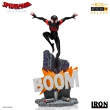 Spider-Man: Into the Spider-Verse - socha BDS Art Scale Miles Morales 22 cm