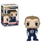 NFL POP! - figúrka Rob Gronkowski (Patriots Color Rush) 9 cm