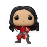 Mulan (2020) POP! - figúrka Warrior Mulan 9 cm