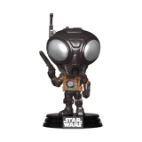 Star Wars The Mandalorian POP! - figúrka Q9-Zero 9 cm