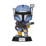 Star Wars The Mandalorian POP! - figúrka Heavy Infantry Mandalorian 9 cm