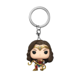 Wonder Woman 1984 POP! - vinylová kľúčenka Wonder Woman 1984 with Lasso 4 cm