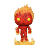 Fantastic Four POP! - figúrka Human Torch 9 cm
