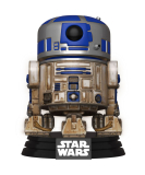 Star Wars POP! - figúrka Dagobah R2-D2 9 cm