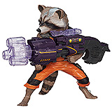Guardians of the Galaxy - figúrka Big Blastin´ Rocket Raccoon 20 cm