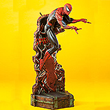 Marvel - Socha J. Scott Campbell Collection Spider-Man Classic 46 cm