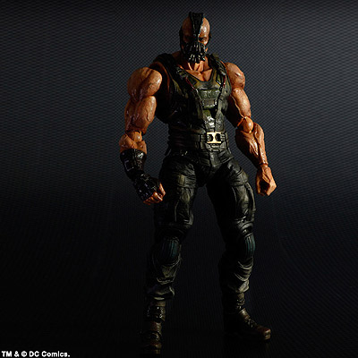Batman The Dark Knight Trilogy - figúrka Play Arts Kai Bane 25 cm