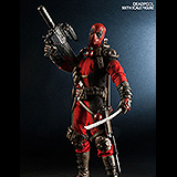 Marvel Comics - figúrka Deadpool 30 cm