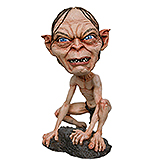 Lord of the Rings - bobble head Gollum 15 cm