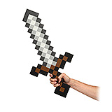 Minecraft - replika 1/1 Iron Sword 65 cm