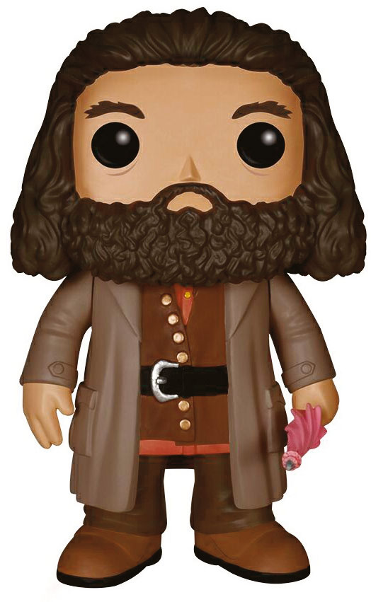 Harry Potter POP! - figúrka Ruebus Hagrid 15 cm