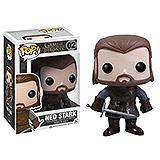 Game of Thrones POP! - figúrka Ned Stark 10 cm