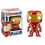Captain America Civil War POP! - bobble head Iron Man 10 cm