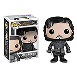 Game of Thrones POP! - figúrka Jon Snow Castle Black 10 cm