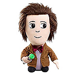 Doctor Who - plyšová figúrka 11th Doctor with sound & light 38 cm