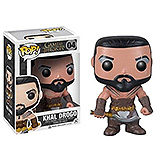 Game of Thrones POP! - figúrka Khal Drogo 10 cm