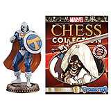 Marvel Chess Collection - figúrka a časopis #18 Taskmaster (Black Pawn)