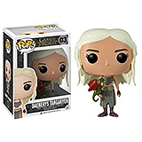 Game of Thrones POP! - figúrka Daenerys Targaryen 10 cm