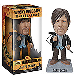 The Walking Dead - bobble head wobbler New Biker Daryl 18 cm