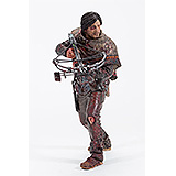 The Walking Dead - figúrka Daryl Dixon Survivor Edition 25 cm