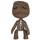 Little Big Planet - figúrka  Series 1 Sackboy Sad 13 cm