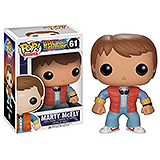 Back to the Future POP! - figúrka Marty 10 cm