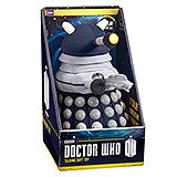 Doctor Who - plyšová figúrka Dark Blue Dalek with sound 23 cm
