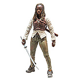 The Walking Dead - figúrka series 7 Michonne 13 cm