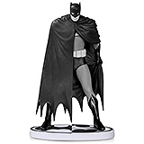 Batman Black & White - soška Batman (David Mazzucchelli) 2nd Edition 20 cm