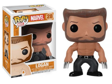 Marvel Comics POP! - bobble head Logan 10 cm