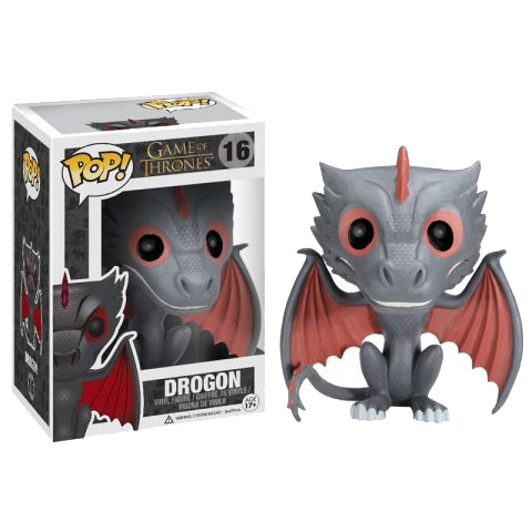 Game of Thrones POP! - figúrka Drogon 10 cm