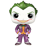 Batman Arkham Asylum POP! - figúrka The Joker 10 cm