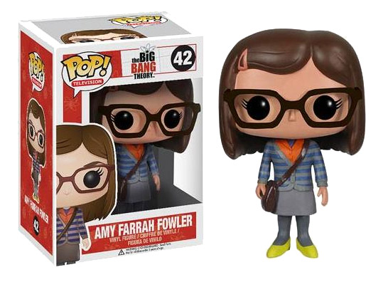 The Big Bang Theory POP! - figurka Amy 10 cm