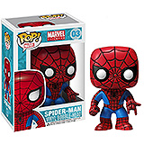 Marvel Comics POP! - bobble head Spider-Man 10 cm