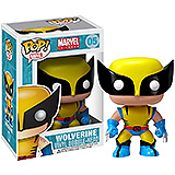 Marvel Comics POP! - bobble head Wolverine 10 cm