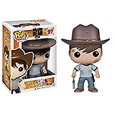 The Walking Dead POP! - figúrka Carl 10 cm