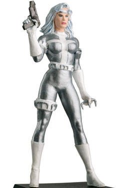 Marvel Comics - figúrka Silver Sable 10 cm
