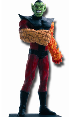 Marvel Comics - Super Skrull 10 cm