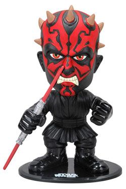 Star Wars - bobble head Darth Maul 15 cm